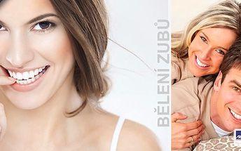 Kdo by si nepřál krásné bílé zuby? Vyzkoušejte bělení zubů bez peroxidu! Tato šetrná metoda s maximálními účinky vám přinese nádherný úsměv a dezinfikuje i ústní dutinu! Navíc získáte slevu na mineralizaci zubů!
