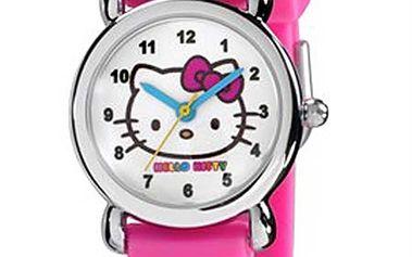 Dětské analogové hodinky Hello Kitty HK9540-165