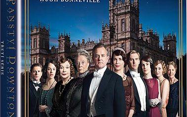 Panství Downton 3. série, 4 DVD
