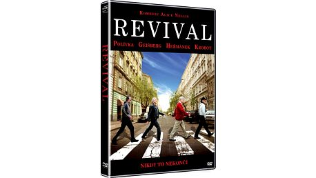 Revival, dvd