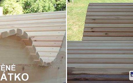 Sháníte kvalitní dřevěné lehátko pro Vaše pohodlí jak doma, v zimní zahradě nebo v létě u bazénu? Již nehledejte, máme pro Vás poctivý český výrobek přímo od truhláře!! Masivní dřevěné lehátko bude ozdobou doma i na zahradě