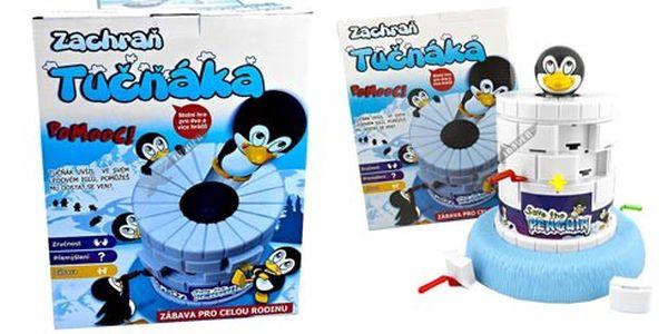 Zachraň tučňáka - úžasná stolní hra, NOVINKA!!