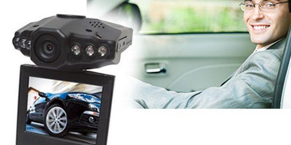 Mini HD kamera do auta