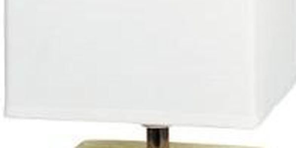 Stolní lampa pokojová, krémová, Rabalux