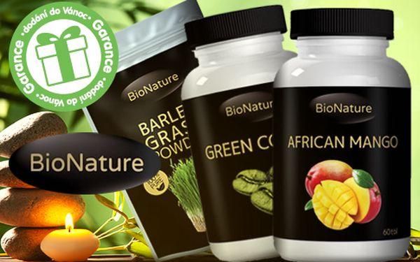 Doplňky stravy na rostlinné bázi
