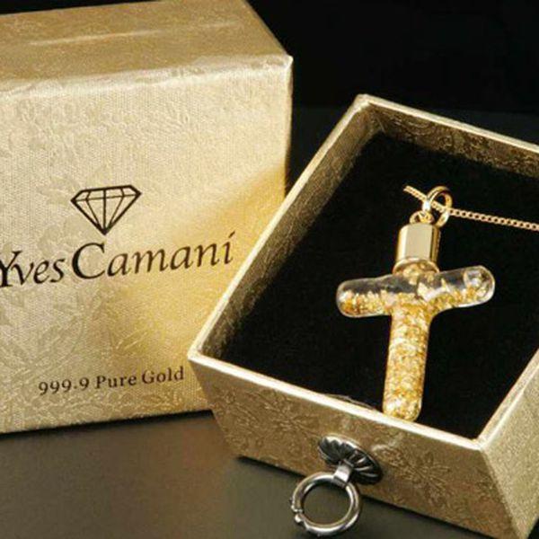 Luxusní křížek značky Yves Camani