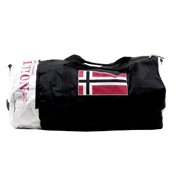 Pánská černá taška Geographical Norway