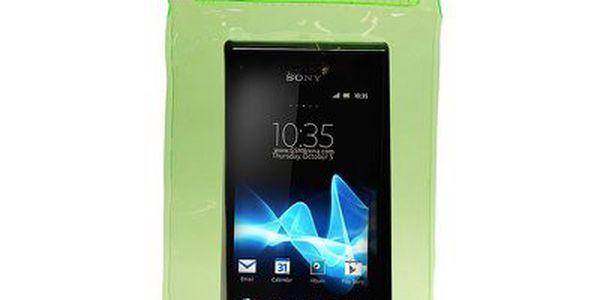 Vodotěsné silikonové pouzdro na mobil a další drobnosti!