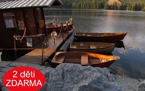 Luxusní pobyt pro CELOU RODINU na 4 dny v apartmánech ve Vysokých Tatrách