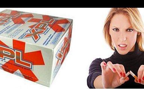 79,- Kč za revoluční americkou novinku ŽVÝKAČKU XPL! Jediná žvýkačka, která dokáže čistit zuby, osvěžit dech, ale i odbourávat NIKOTIN z těla, nyní s 66% slevou!