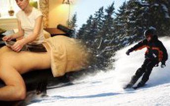 5 ti denní nabitý lyžařský pobyt v rodinném Parkhotelu Morris pro dva