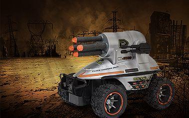 RC auto Drone Squad 1:24 za 579 Kč! Alltoys New Bright!