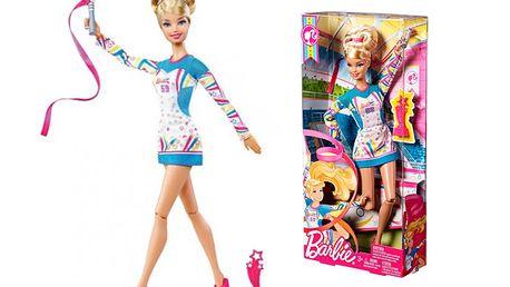 Barbie Gymnastka od Mattela