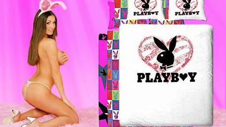 Luxusní povlečení Playboy jen za 499 Kč a ve třech variantách! Limitovaná Nabídka!