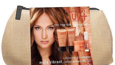 Alterna Cestovní set pro barvené vlasy Bamboo UV+ Color Protection (On-The-Go Travel Set)