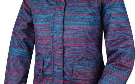 Dámská lyžařská bunda Alpine Pro Frenchy blue/pink