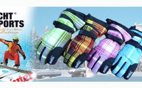 Zimní sportovní rukavice Echt Sport. Vyberte si rukavice ze čtyř cool barev pro vaše všestranné zimní sportovní radovánky. Poštovné zdarma!