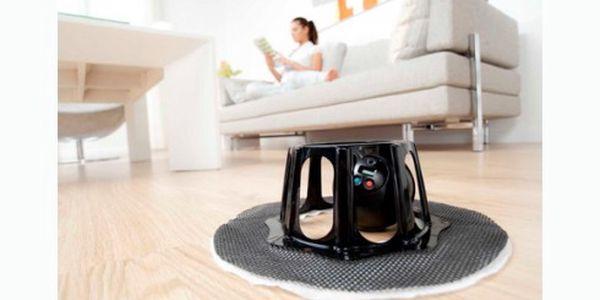 RoboMop Vám usnadní úklid podlahy tak, že budete mít více času na důležitější věci a odpočinek. Nechte úklid na RoboMopu a zpříjemněte si život!