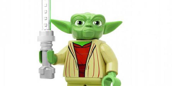 LEGO Star Wars - Úžasný Mistr Yoda jako stolní lampa