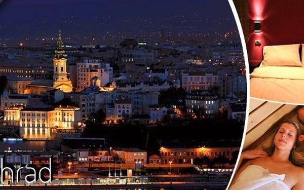 Pobyt přímo v centru krásného Bělehradu pro 2 osoby na 3 dny se snídaní v Boutique Tash Hotelu***! Ubytování v nadstandardním Business pokoji, welcome drink + minibar zdarma!