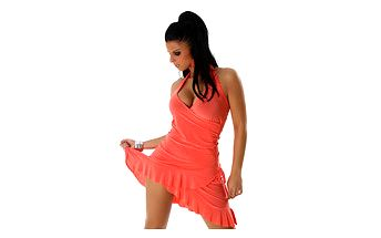 Dámské nebo dívčí šaty Queen O.F.