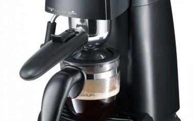 Pákové espresso SEVERIN KA 5979 s parní tryskou k napěnění Cappucina nebo Latte