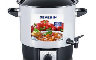 Zavařovací hrnec SEVERIN EA 3658 s vypouštěcím ventilem