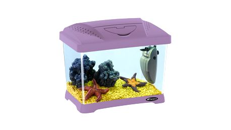 Ferplast Capri Junior Violet - akvarijní set