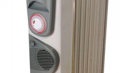 Olejový radiátor ARDES 474T s 9 žebry