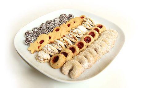 Neodolatené vánoční cukroví jako od Vaší babičky vyrobené z kvalitních surovin přímo na Váš stůl pod stromeček!