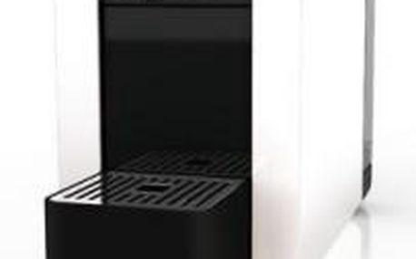 Kávovar pro přípravu kávy v profesionální kvalitě Cremesso Compact manual Alpine White