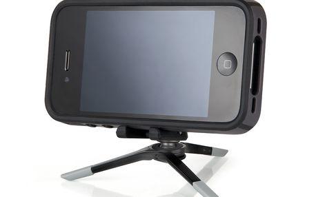 Stativ na mobilní telefon GripTight Micro Stand, černý