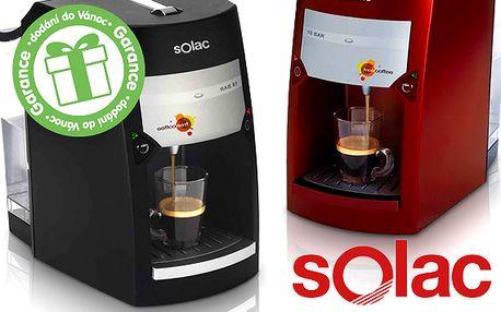 Kávovar Espresso Solac – 2 barvy