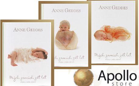 Mých prvních pět let jen za 199 Kč! Bestseller od Anne Geddes!