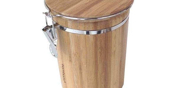 Bambusová nádobka, vyšší od Bambum