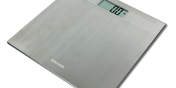Elektronická ultralehká nerezová digitální váha Salter 9059 SS3R