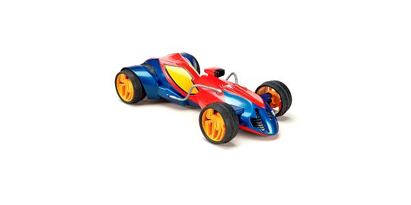 Majorette Auto Spiderman RC Web Twister 1:12, 2kan, 2 frekvece