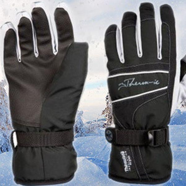 Pánské thermo ski rukavice
