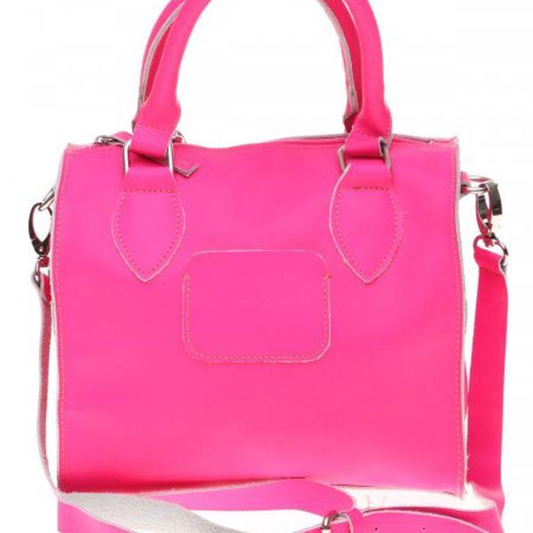 Elegantní dámská kabelka do ruky od značky Pepe Jeans