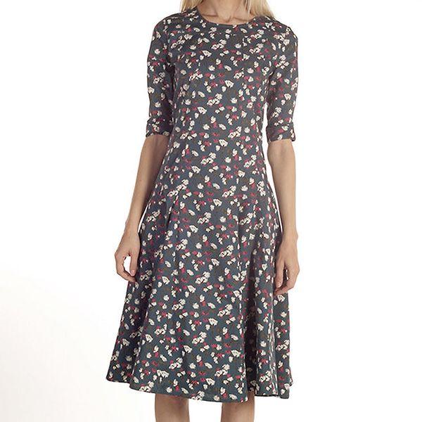 Dámské květinové šaty Laga