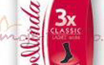 Dámské ponožky Bellinda BE485800 CLASSIC SOCKS 3P - 3 páry v balení