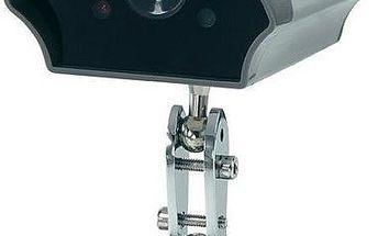 Atrapa kamery v hliníkovém pouzdře s LED, Conrad