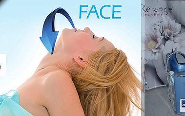 Výplň vrásek a lifting obličeje hyperbarickým čistým kyslíkem! Patentovaný originální přístroj RE-OXY® a séra RE-AGE®, zajistí účinný, trvalý a zdravý omlazující proces!