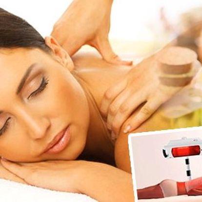 Vyzkoušejte relaxační balíček obsahující5 různých relaxačních masáží a 2 ošetření. Tímto poukazem rozhodně potěšíte každého kdo se rád nechává hýčkat. Udělejte radost sobě či někomu blízkému!