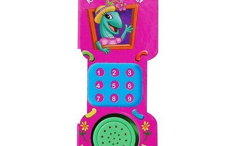 Baby mobil vypadají jako opravdový telefon, s čísly, reproduktorem a zvoněním