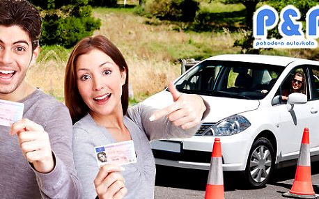 Řidičské průkazy pro motorky, osobní i nákladní auta