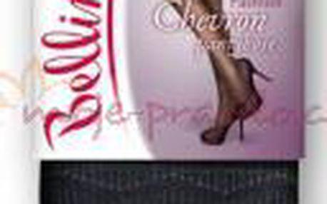 Dámské punčochové kalhoty bellinda 223005 chevron pantyhose 40 den