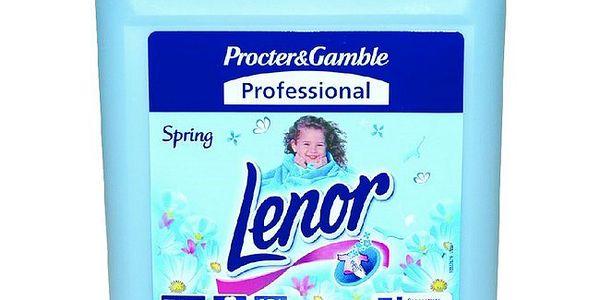 Lenor Spring, 5 l se speciálními mikrokapslemi uvolňující vůni postupně