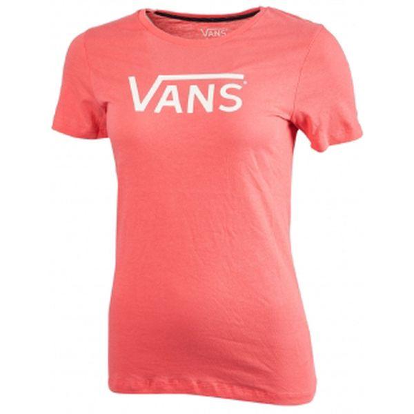 Lifestyle tričko vans g allegiance tee červená