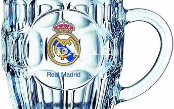 Půllitr Real Madrid 0,5 l ZEKO trade